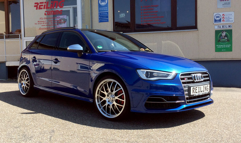 audi s3 sportback reiling tuning. Black Bedroom Furniture Sets. Home Design Ideas